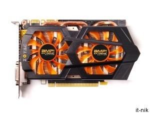 Новинка от ZOTAC: видеоадаптер GeForce GTX 660 Thunderbolt Edition